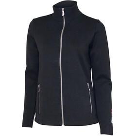Ivanhoe of Sweden Flisan Full-Zip Jacke Damen black